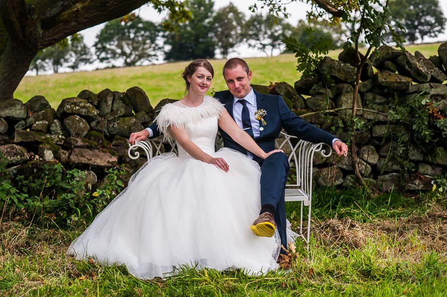 Derbyshire Wedding Day