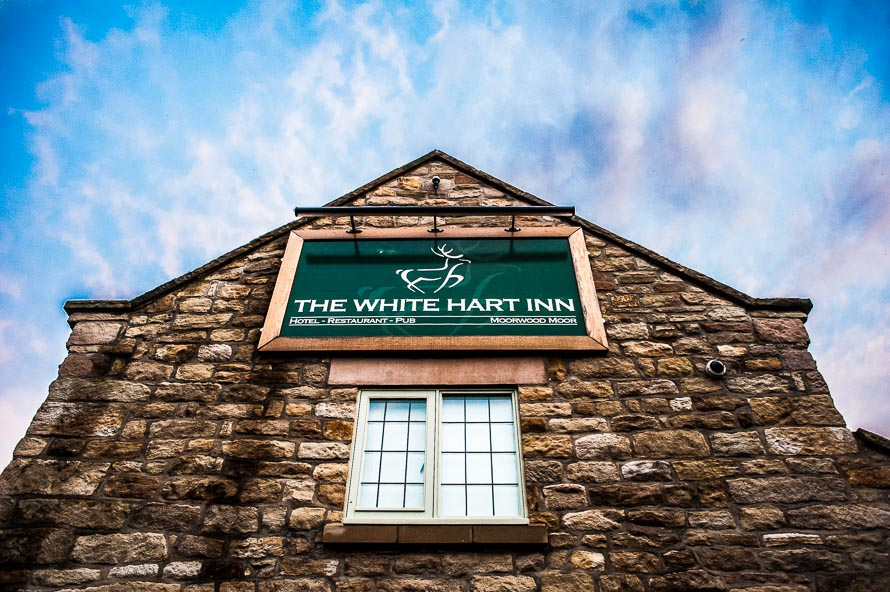 The White Hart Inn Alfreton Wedding